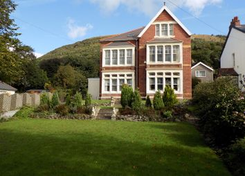 Thumbnail 6 bed detached house for sale in Penycae Road, Port Talbot, Neath Port Talbot.