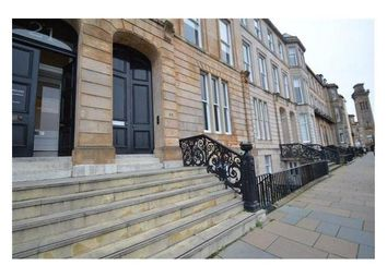 Thumbnail 2 bed flat to rent in Woodlands Terrace, Glasgow
