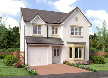 "Thumbnail 4 bedroom detached house for sale in ""Glenmuir"" at Auchinleck Road, Robroyston, Glasgow"