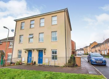 Thumbnail 4 bed town house for sale in Buzzard Way, Penallta, Hengoed