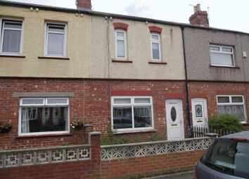 2 bed terraced house for sale in Frances Terrace, Bishop Auckland DL14