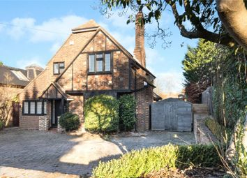 Thumbnail 3 bed detached house for sale in Wayneflete Tower Avenue, Esher, Surrey
