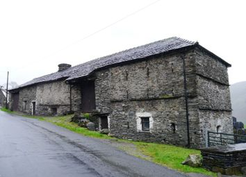 Thumbnail Barn conversion for sale in Part Ownership Of Barn & Land, Troutbeck, Windermere, Cumbria