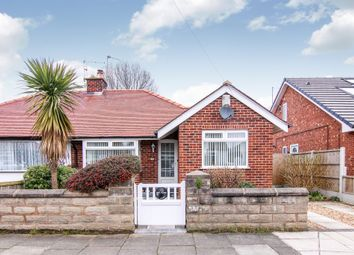 Thumbnail 2 bed semi-detached bungalow for sale in St Kildas Road, Moreton, Wirral