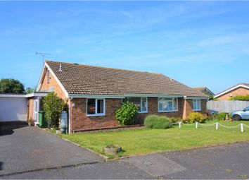Thumbnail 2 bed bungalow for sale in St Dominics Close, St Leonards On Sea