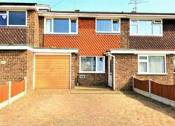 Thumbnail 3 bed terraced house for sale in Broomfield Green, Canvey Island, Essex
