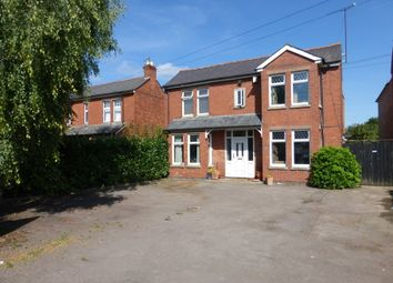 Thumbnail 4 bed detached house for sale in Old Cheltenham Road, Longlevens, Gloucester