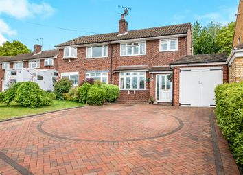 Thumbnail 4 bedroom semi-detached house for sale in Manor House Gardens, Abbots Langley
