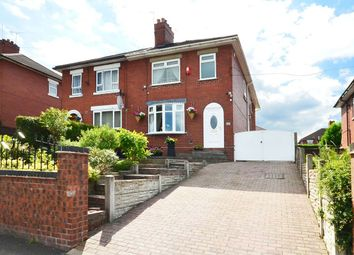 Thumbnail 4 bed semi-detached house for sale in Sandon Road, Meir