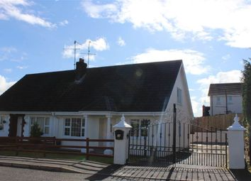 Thumbnail 3 bed semi-detached bungalow for sale in Churchview, Bessbrook, Newry