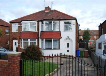 Thumbnail 3 bed semi-detached house to rent in Hull Road, Anlaby