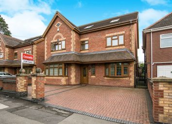 Thumbnail 6 bed detached house for sale in Dudley Street, West Bromwich