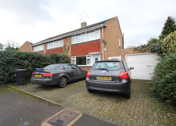 Thumbnail 3 bed property to rent in Pyrford Road, Pyrford, Woking
