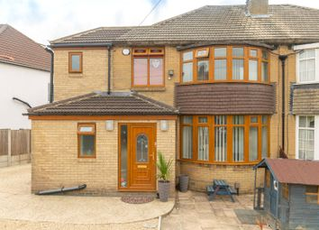 Thumbnail 3 bed semi-detached house for sale in Wensley Drive, Chapel Allerton, West Yorkshire