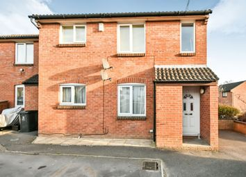 Thumbnail 1 bedroom property for sale in Melrose Close, Westlea, Swindon