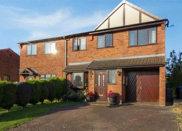 Thumbnail 5 bed semi-detached house for sale in Asquith Close, Biddulph, Stoke-On-Trent, Staffordshire