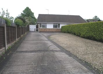 Thumbnail 2 bed bungalow for sale in Stourbridge, Amblecote, Holly Bush Lane