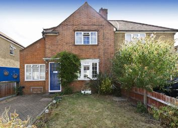 Thumbnail 4 bed semi-detached house for sale in Summer Road, Thames Ditton