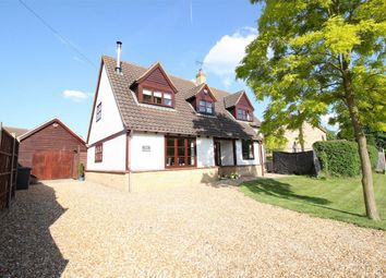 Thumbnail 4 bed cottage for sale in New Road, Woodwalton, Huntingdon