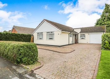 Thumbnail 3 bed bungalow for sale in Valley Road, Macclesfield