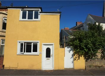 Thumbnail 2 bedroom end terrace house for sale in Penllyn Road, Canton