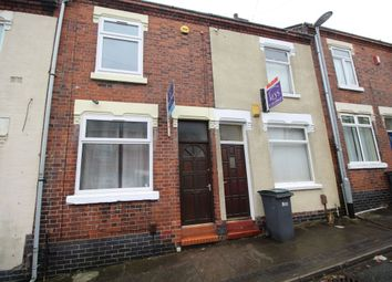 Thumbnail 2 bed terraced house to rent in Moore Street, Burslem, Stoke-On-Trent
