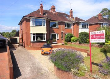 Thumbnail 4 bed semi-detached house for sale in 118, Honiton Road, Exeter