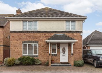 Thumbnail 4 bed detached house for sale in Rowan Grove, South Ockendon, Essex