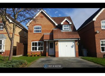 Thumbnail 4 bed detached house to rent in Marston Moore Rd, Newark