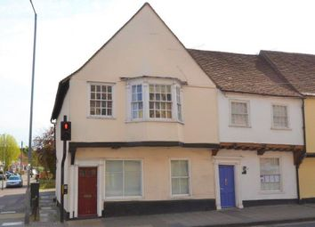 Thumbnail 2 bed end terrace house for sale in East Hill, Colchester