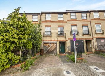 Thumbnail 3 bed terraced house for sale in Edmeston Close, London