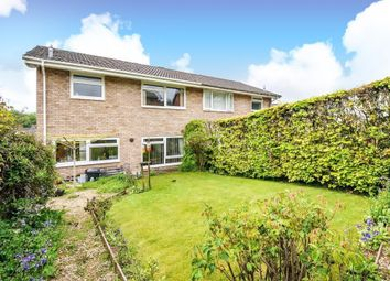 Thumbnail 3 bedroom semi-detached house for sale in Beech Grove, Brecon
