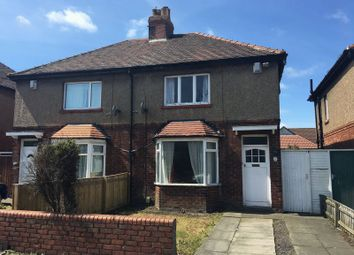 Thumbnail 2 bedroom semi-detached house to rent in Regent Road North, Gosforth, Newcastle Upon Tyne
