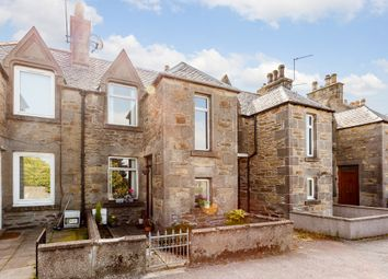 Thumbnail 3 bed terraced house for sale in Banff Road, Keith