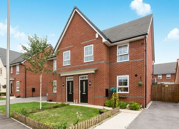 Thumbnail 3 bed semi-detached house for sale in Sunflower Way, Winnington, Northwich, Cheshire