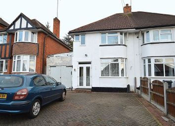 Thumbnail 3 bed semi-detached house for sale in Yarningale Road, Kings Heath, Birmingham