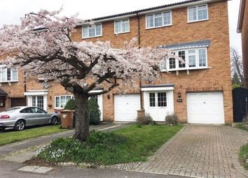 Thumbnail 4 bed town house to rent in Grange Road, Sutton
