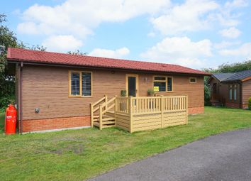 Thumbnail 3 bed detached bungalow for sale in Grange Country Park, Straight Road, East Bergholt, Colchester, Suffolk
