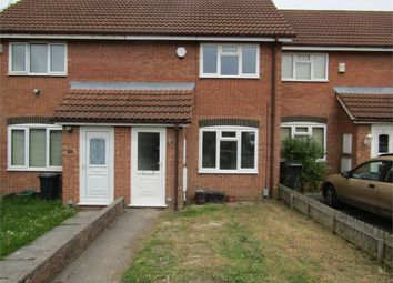 Thumbnail 2 bed terraced house for sale in Portmeirion Close, Whitchurch, Bristol