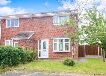 Thumbnail 2 bed detached house for sale in Norman Drive, Winsford, Cheshire