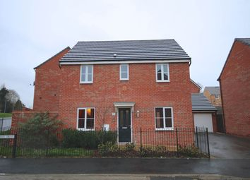 Thumbnail 4 bedroom detached house to rent in Tilman Drive, Peterborough