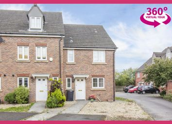 Thumbnail 3 bed end terrace house for sale in Argosy Way, Newport