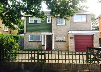 Thumbnail 3 bed detached house for sale in Ringley Avenue, Horley, Surrey
