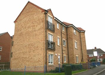 Thumbnail 1 bed flat to rent in Manifold Way, Wednesbury