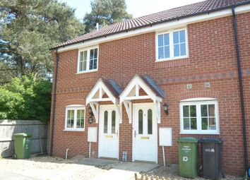 Thumbnail 2 bed terraced house to rent in Tarragon Road, Downham Market