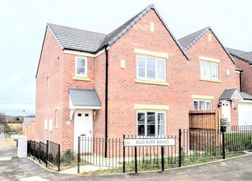 Thumbnail 3 bed detached house for sale in Red Kite Road, Barnsley