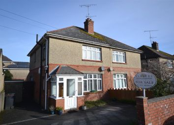 Thumbnail 3 bedroom semi-detached house for sale in Prince Of Wales Road, Dorchester