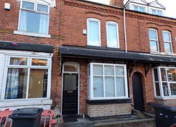 Thumbnail 2 bed terraced house for sale in Hubert Road, Selly Oak, Birmingham, West Midlands