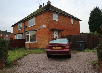 Thumbnail 3 bedroom semi-detached house for sale in Somers Road, Thurnby Lodge