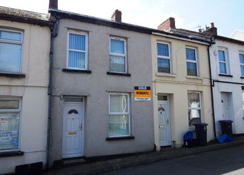 Thumbnail 3 bed terraced house to rent in Upper Bridge Street, Pontypool